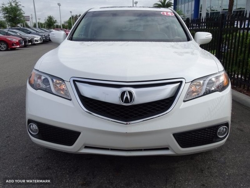 2014 Acura RDX FWD w/ Technology Package