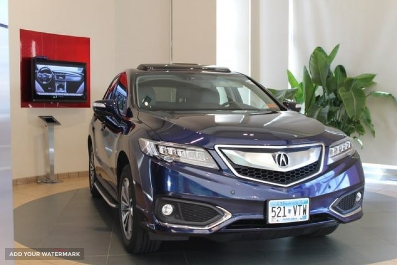 2016 Acura RDX AWD w/ Advance Package